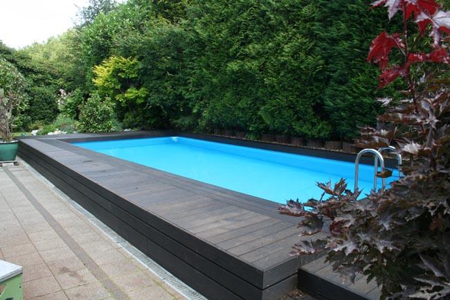 tischlerteam essen aussen pool 3. Black Bedroom Furniture Sets. Home Design Ideas